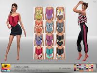 AlainaLina Rhiannon Bodysuit Recolor