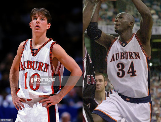 auburn basketball uniforms 1998 1999 2000