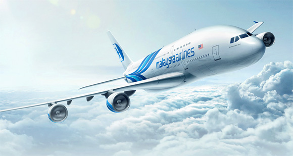 Airbus A380 Malaysia Airlines Video