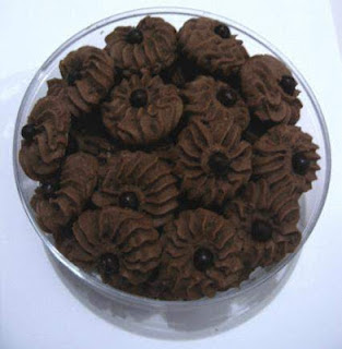 Resep Kue Kering Coklat Lebaran