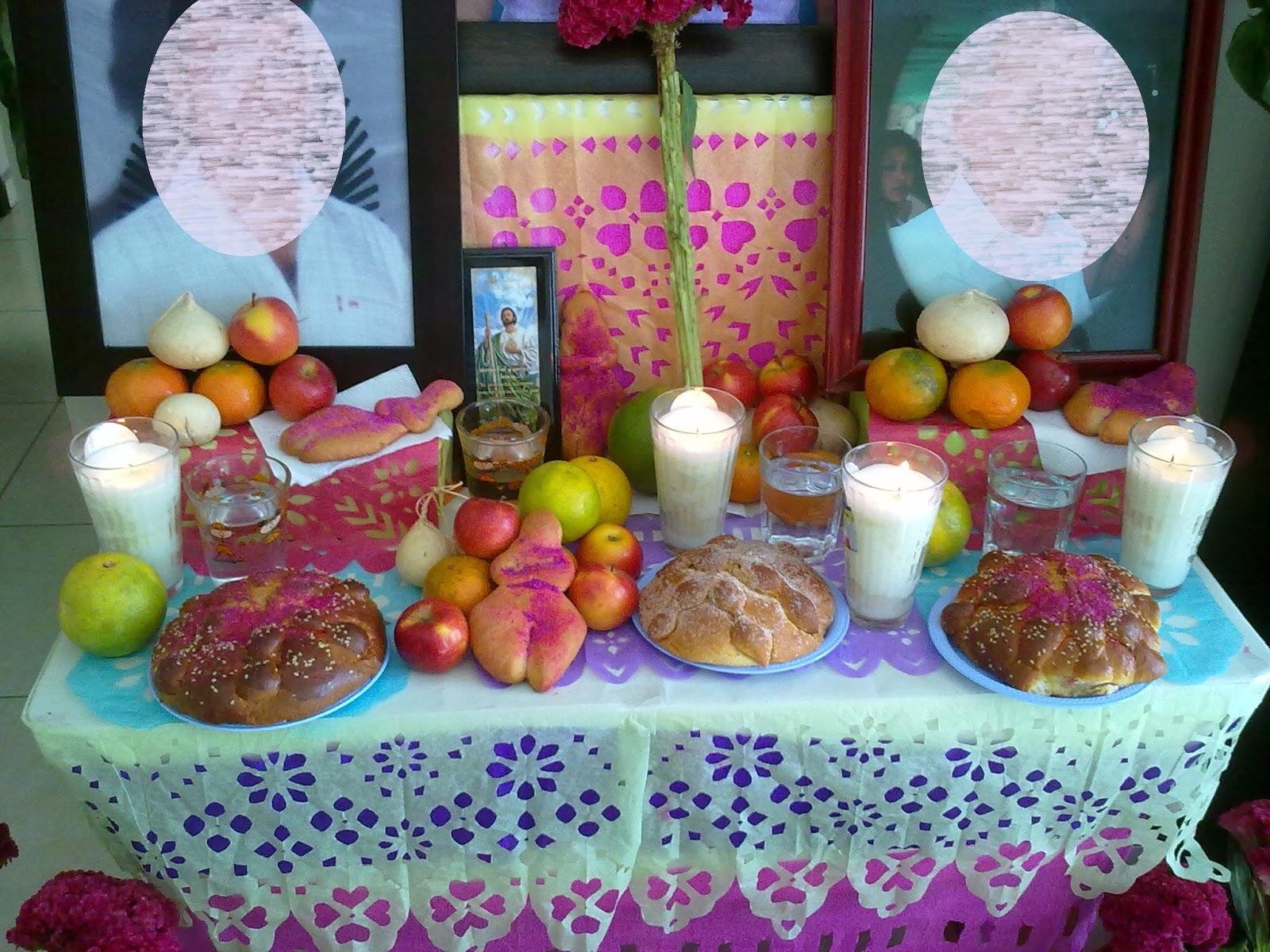 Ah Como hacer Manualidades sencillas paso a paso Dia de muertos Altar