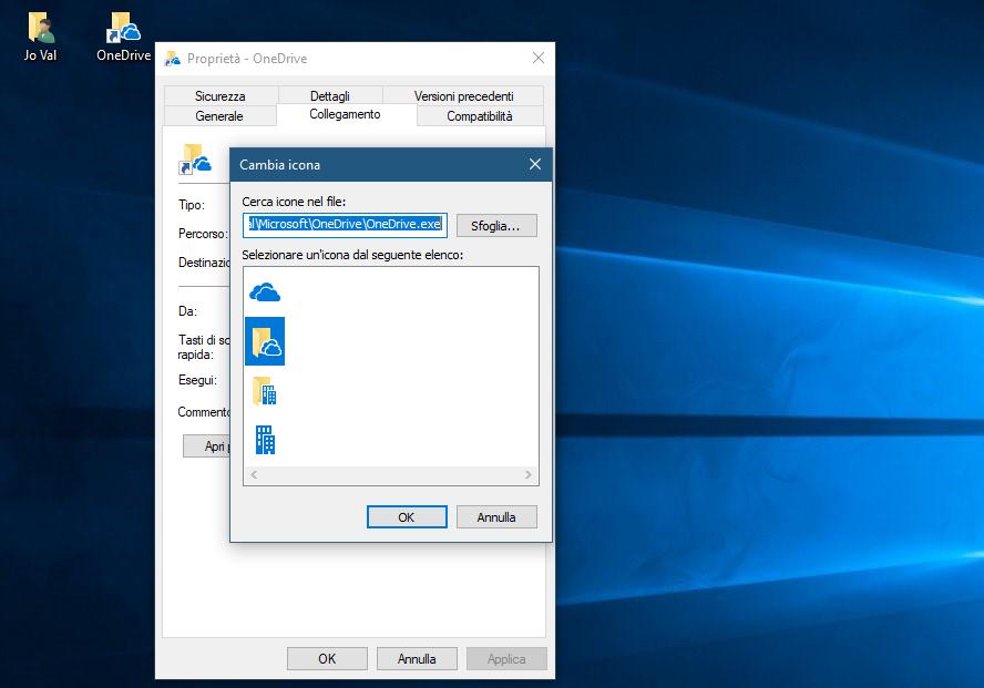 OneDrive-cambia-icona