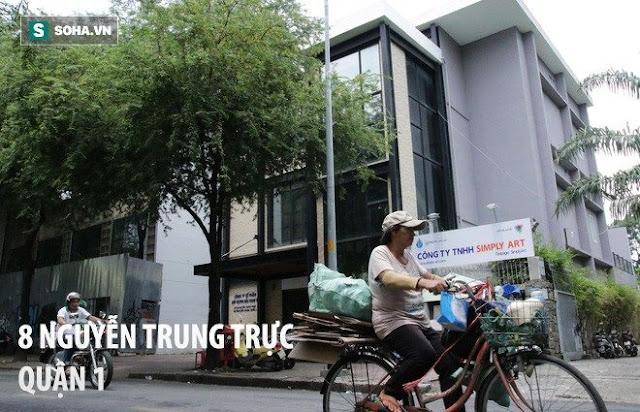 Lô nhà đất 8 Nguyễn Trung Trực được thuê giá rẻ với mục đích kinh doanh khách sạn