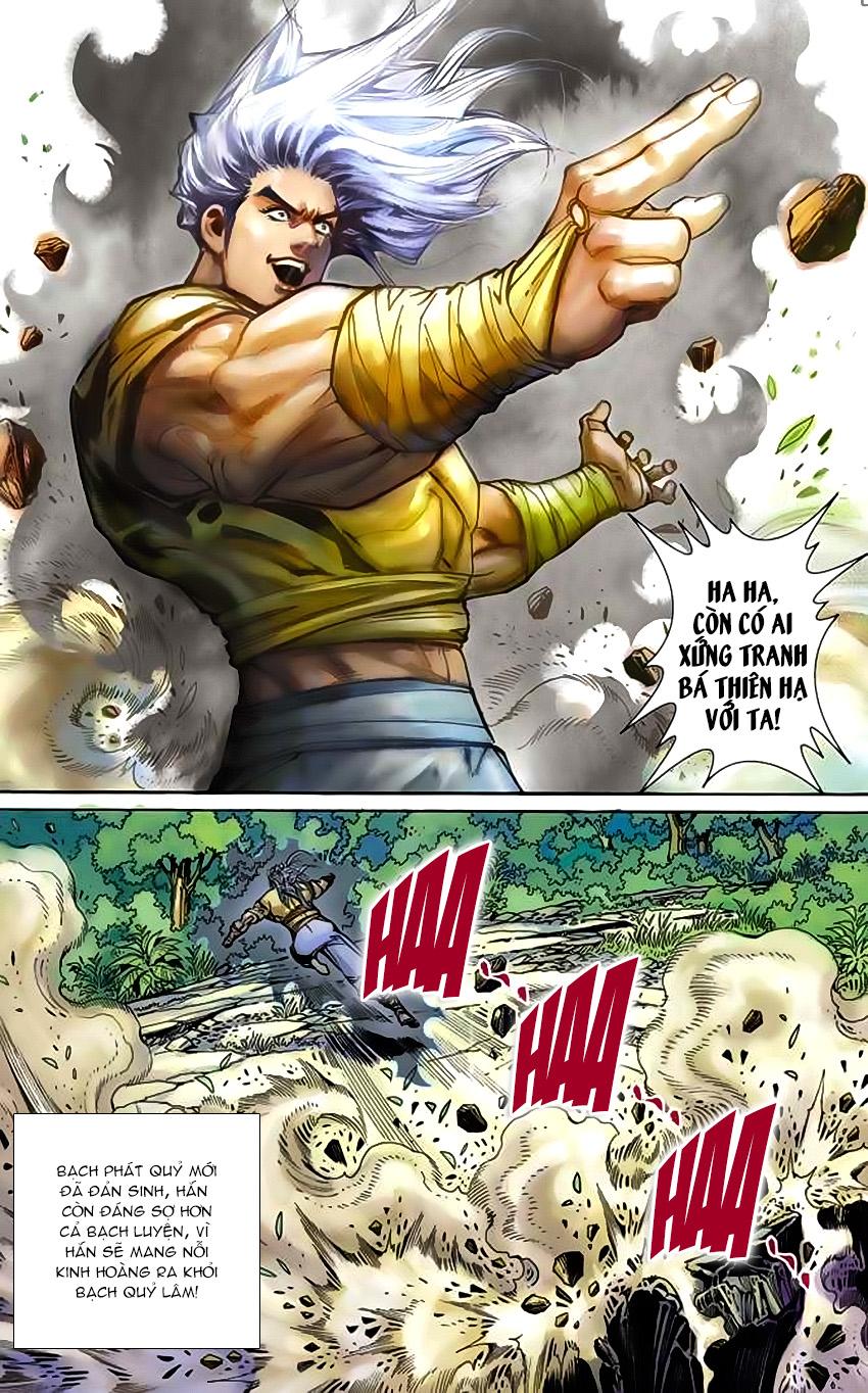 Bạch Phát Quỷ chap 7 - Trang 14