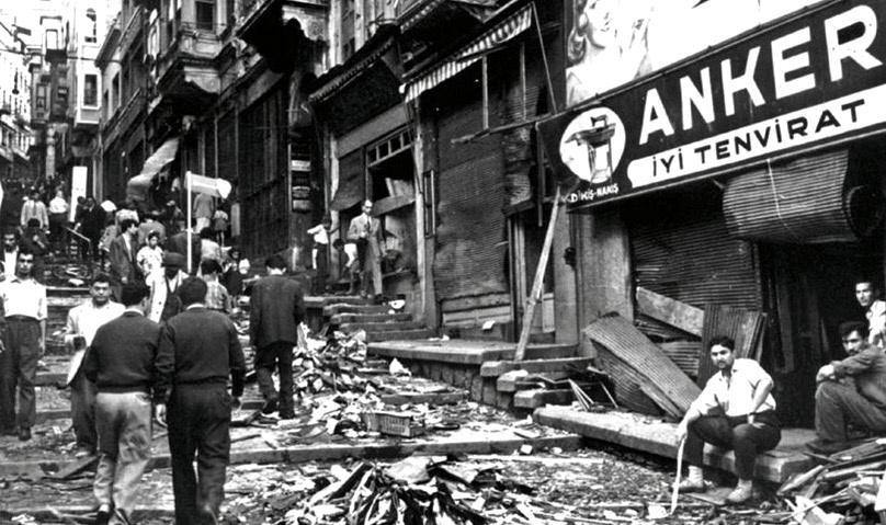 Σεπτεμβριανά - Το Τουρκικό Πογκρόμ Κατά των Ελλήνων το 1955 - 8