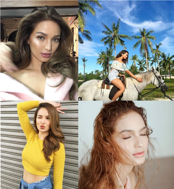 Photos Of Sarah Lahbati That Support Our Claim That She May Be The Most Beautiful Woman On Earth!