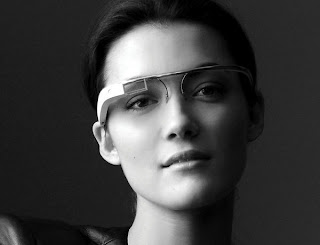 Google glass developed by Google