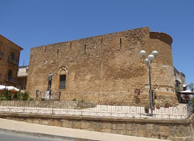 commenda dei cavalieri di malta a piazza armerina