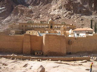 St Catherine's Tours From Sharm El Sheikh