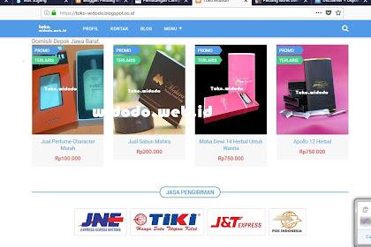 Buat Toko Online Pake Blogspot Asik Juga