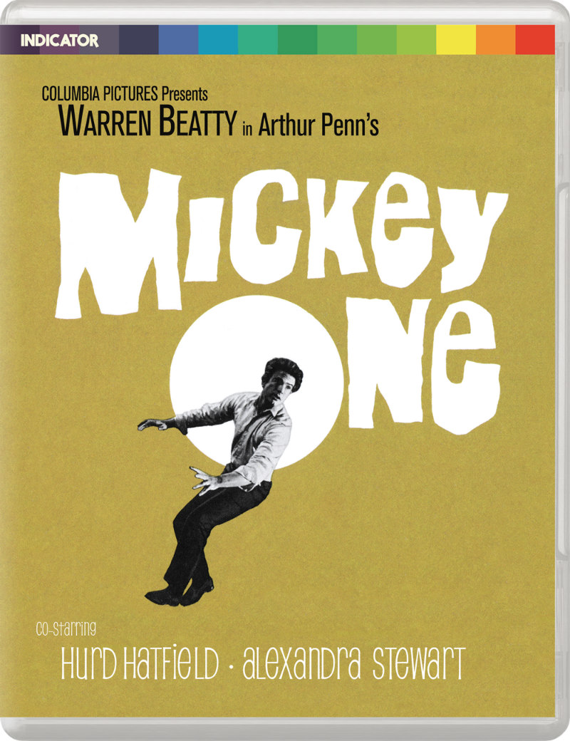 mickey one powerhouse bluray