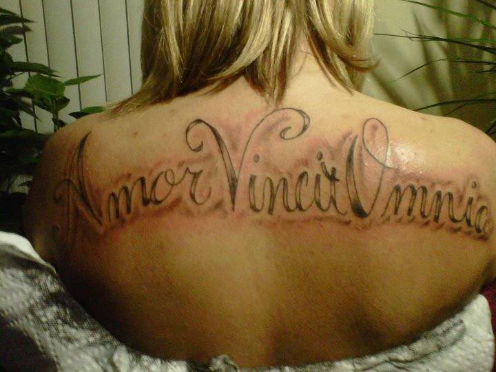 Latin Tattoo Phrase 121