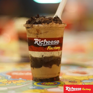 Cake In A Cup Richeese Factory
