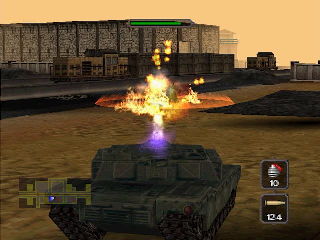BattleTanx: Global Assault screenshot 2