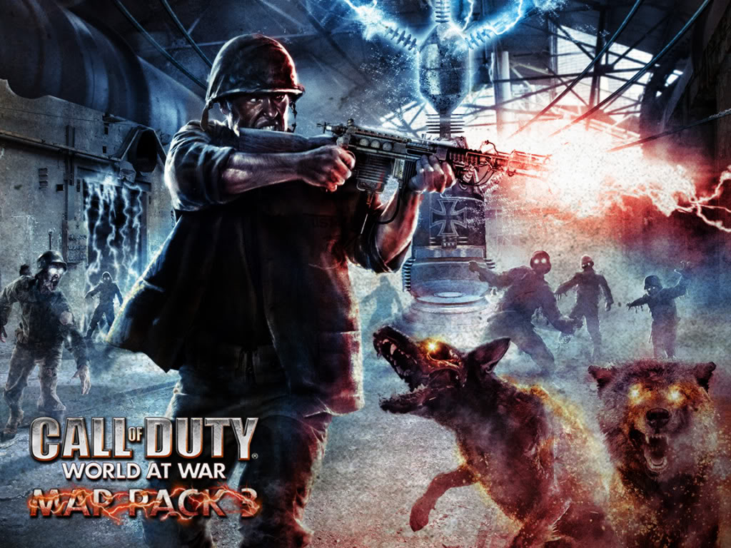 Zombie Maps on Call of Duty World at War & Black Ops