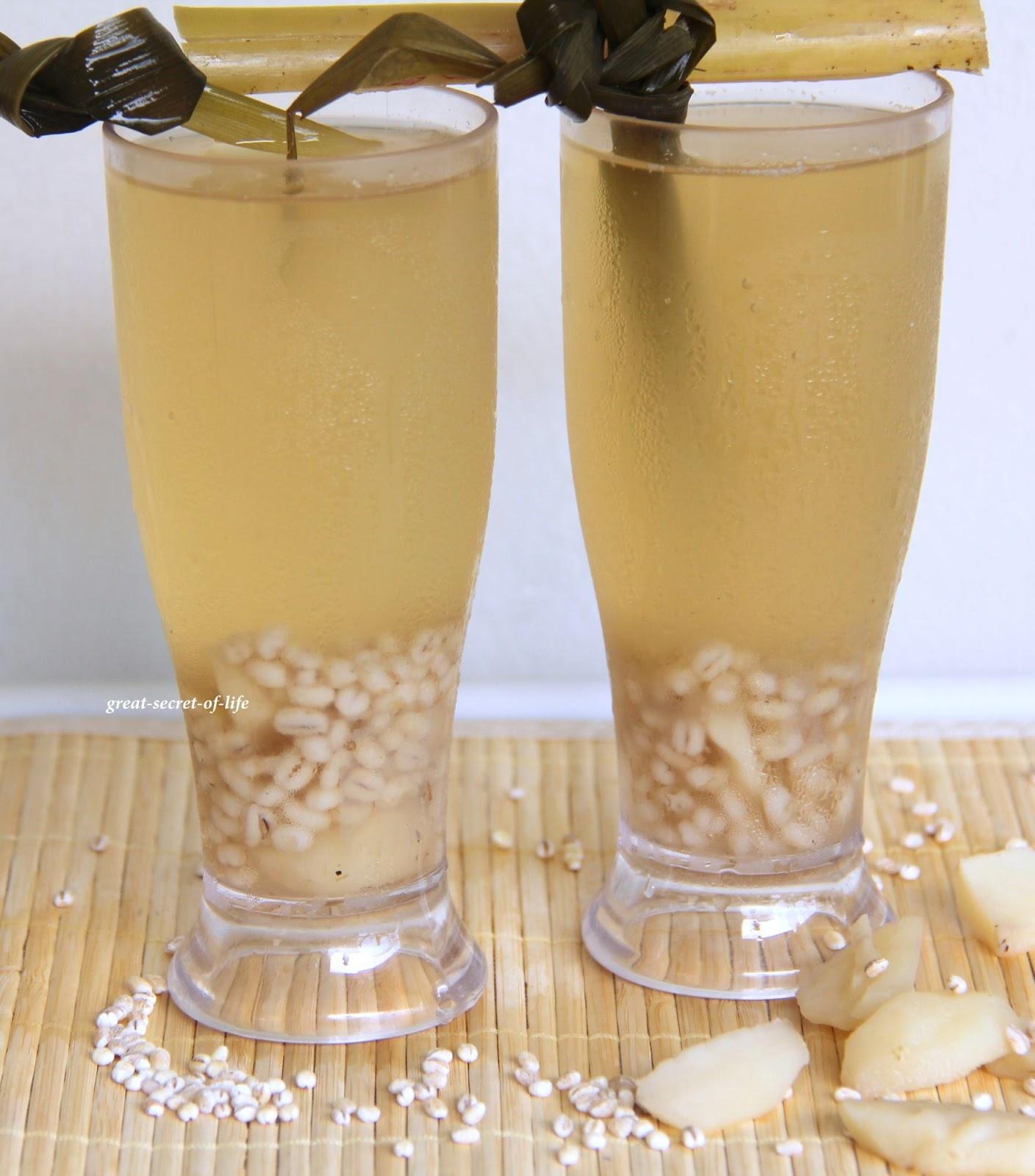 فوائد ماء الشعير للعلاج والوقاية من الأمراض