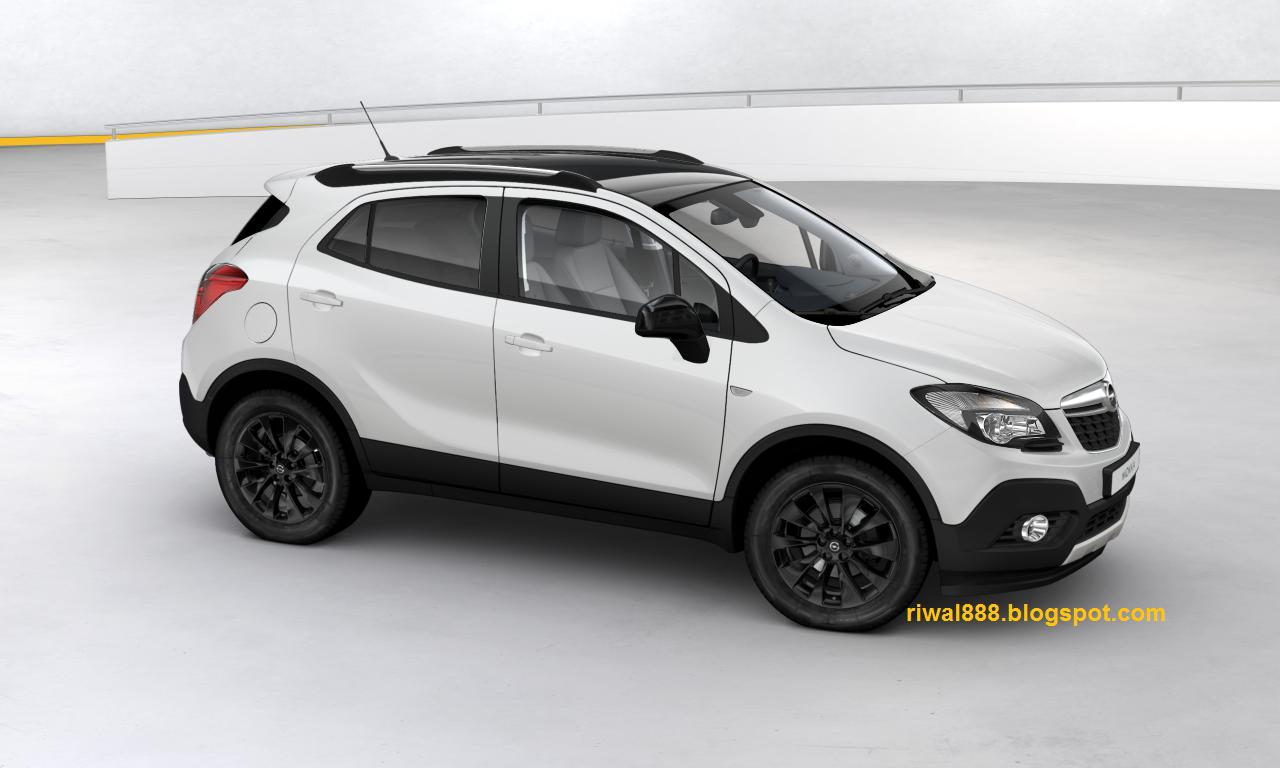 Riwal888 - Blog: !NEW! Opel Mokka SUV: New Whisper Diesel ...