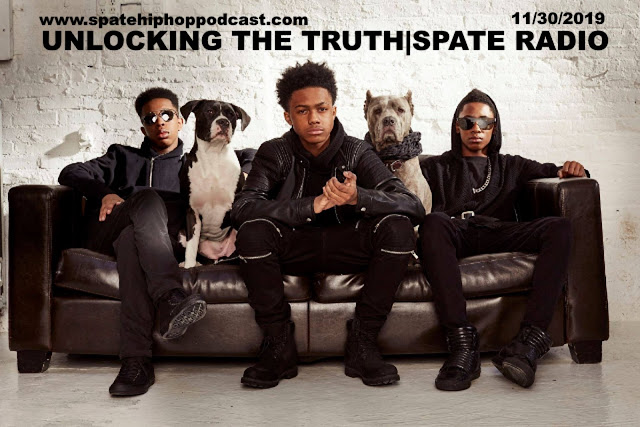 Unlocking The Truth (Metal Band) On Spate Radio