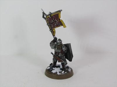 Ironhills Bannerbearer Hobbit SBG