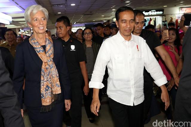 Usai Jokowi Sambut Lagarde, Politisi Debat soal IMF Biang Kehancuran
