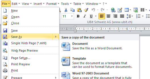 How to save resume as pdf