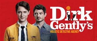 Dirk Gently, Détective holistique, BBC America puis Netflix, 1 saison de 8 épisodes