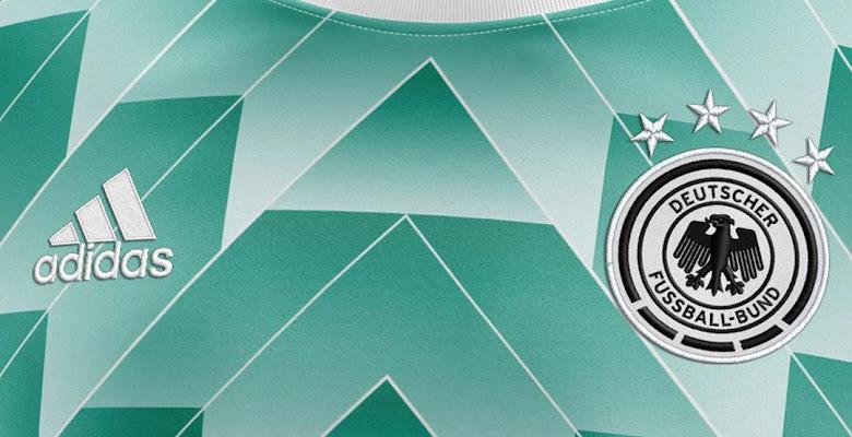 77c43830c17 Adidas Germany 2018 World Cup Home   Away Concept Kits by ozando