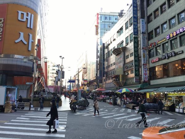 Namdaemun Market (남대문시장)