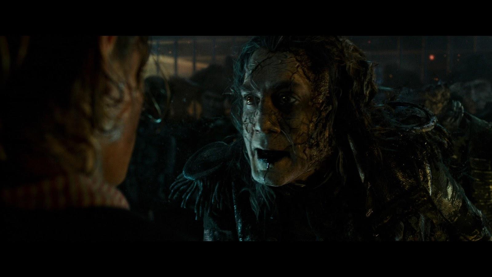 Piratas del Caribe 5: La venganza de Salazar (2017) Full HD 1080p Español Latino - Castellano - Ingles Captura 1