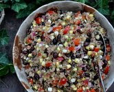 Quinoa & Black Bean Salad