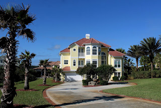 Casa en las Barrier Islands