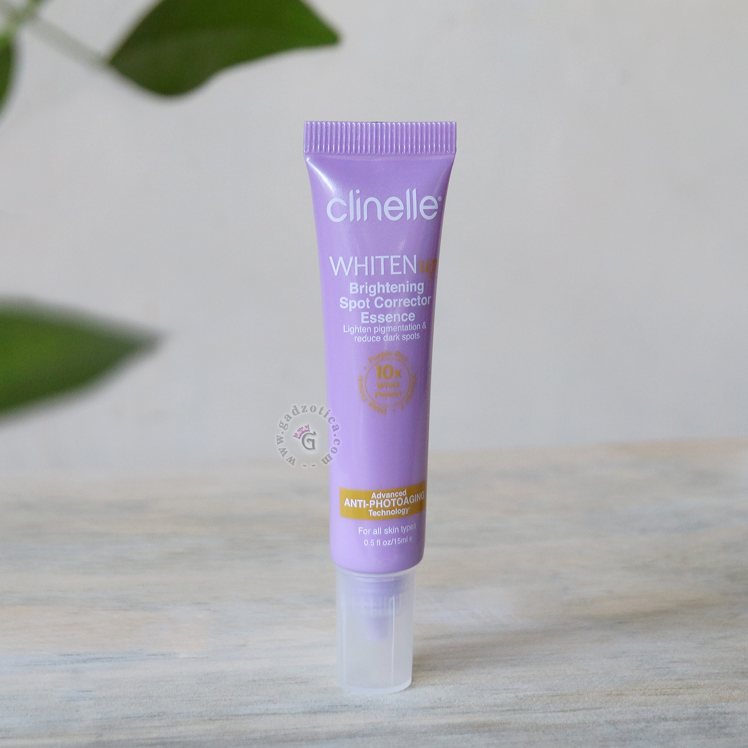 CLINELLE WHITENUP BRIGHTENING SPOT CORRECTOR ESSENCE