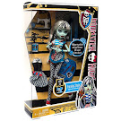 Monster High Frankie Stein Classroom Doll
