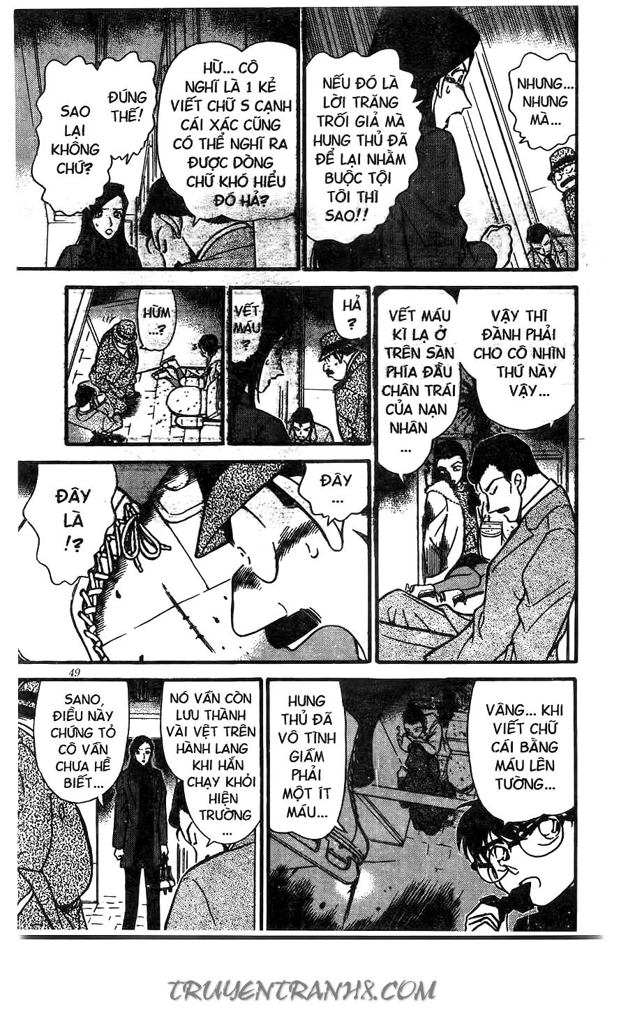 Detective Conan Chap 245 - Truyen.Chap.VN