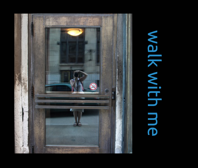 WALK WITH ME COVER