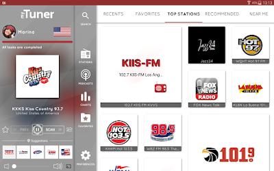تطبيق MyTuner Radio مكرك, تطبيق MyTuner Radio عضوية فيب