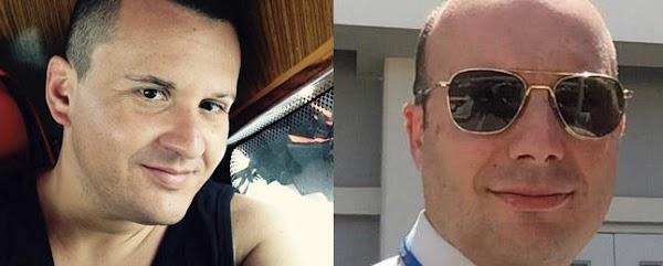 Dos Canarios muertos accidente avión Rusia