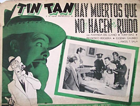 Hay Muertos Que No Hacen Ruido - 1946