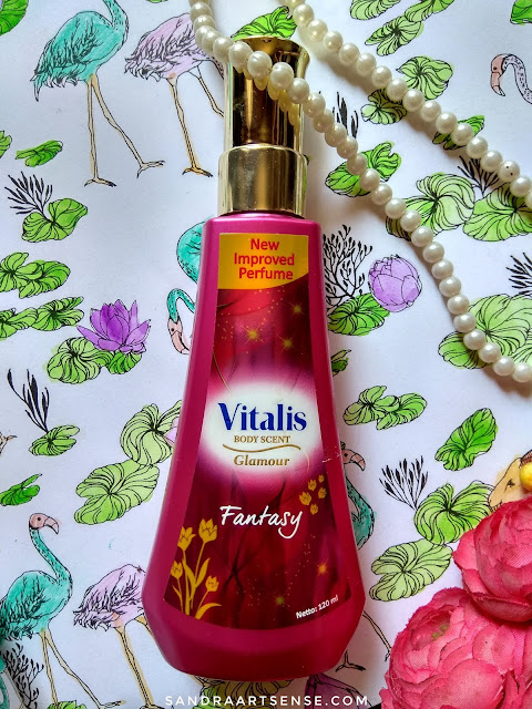 Review Vitalis Body Scent