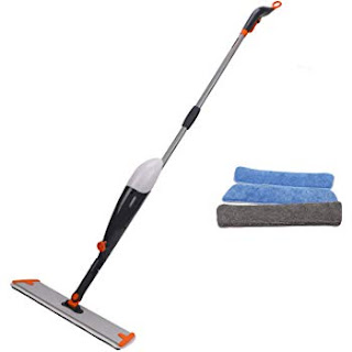 treelen spray mop