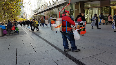 hot dog portatili