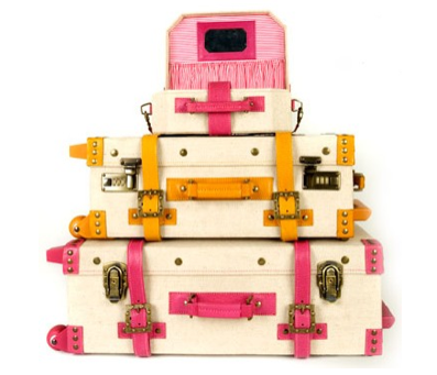 Luggage from Streamline Luggage