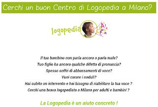 Logopedia Milano - Disturbi del Linguaggio