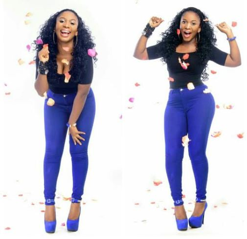 Nollywood actress Amanda Ebeye shares really beautiful photos of herself as she clocks 30 today