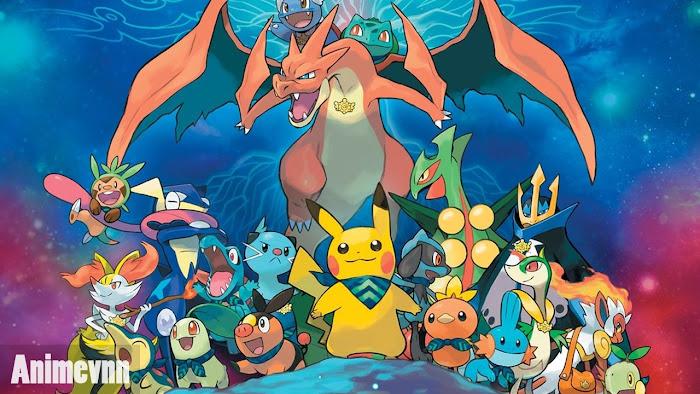 Ảnh trong phim Pokemon Generation 1