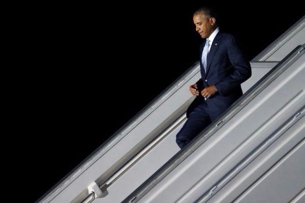 Η επίσκεψη του προέδρου Ομπάμα στην Αθήνα