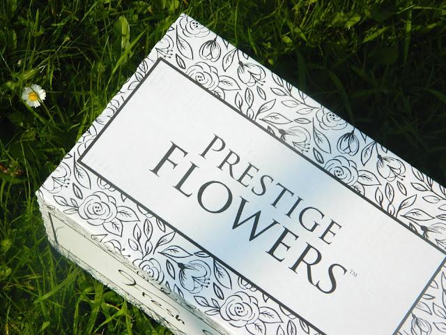 Packaging from Prestige Flowers