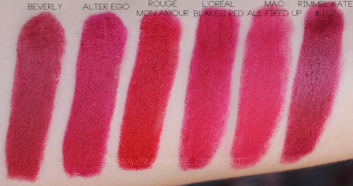 Nabla Butterfly Valley Beverly rossetto swatch