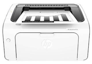 HP LaserJet Pro M12a Printer Driver Download