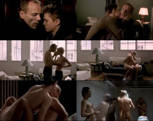 Gay men humping cock